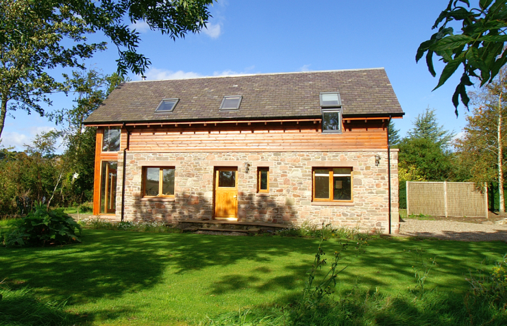 Angler's Bothy of Greenden Holiday Lets